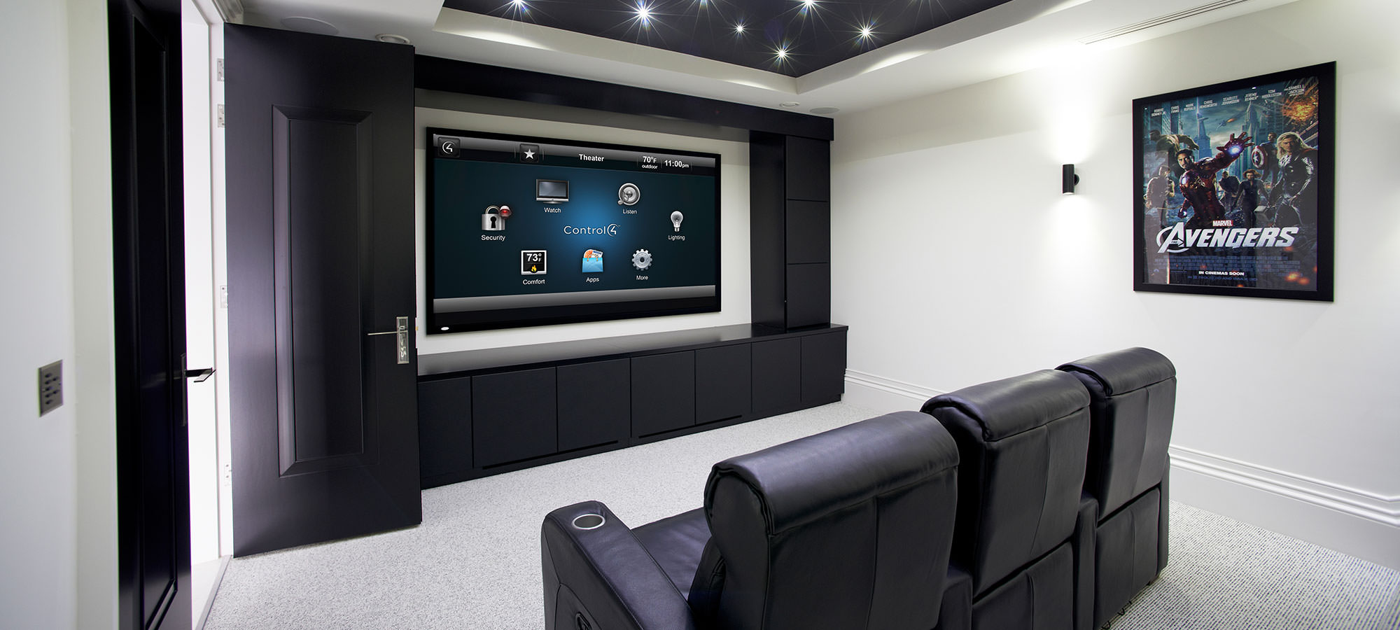 What to Consider When Designing a Home Theater