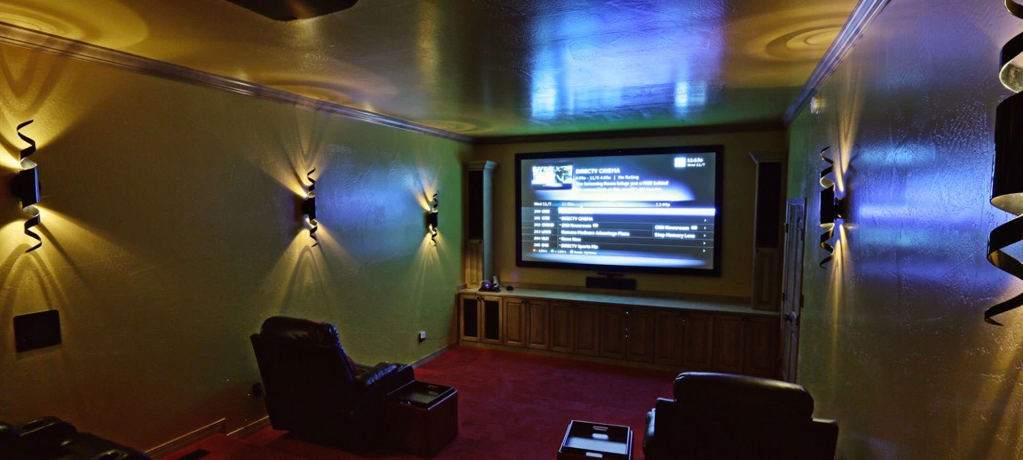 Importance of High Quality Screen for Your Home Theater Projector