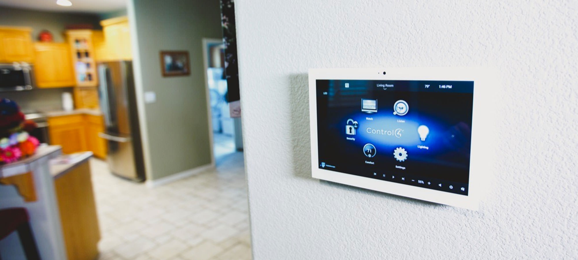 Take Total Control of Your Home Automation with Control4