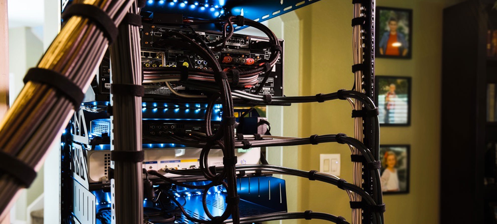 A Professionally Installed Network In Your Home Will Benefit Your Daily Life
