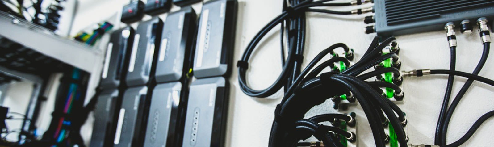 Be More Efficient at Work with a Custom Network Cabling System